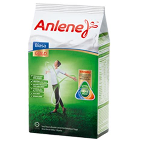 Anlene Anlene All The Nutrition You Need For Bones And Joints Anlene