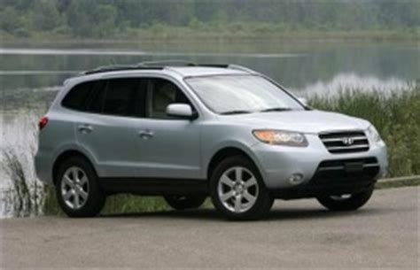 2004 Hyundai Santa Fe Tire Size by Hyundai Santa Fe Specs Of Wheel Sizes Tires Pcd