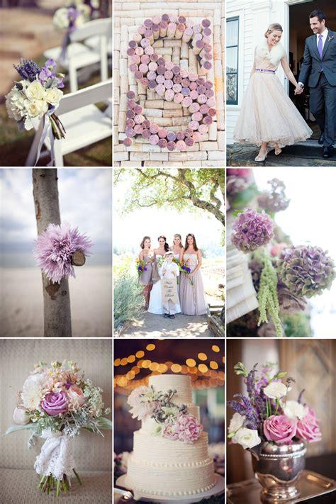 wedding colour schemes lilac romantic wedding color inspiration soft plum lilac