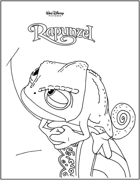 Free Coloring Pages Of Rapunzel 12 Rapunzel And Flynn Coloring Pages
