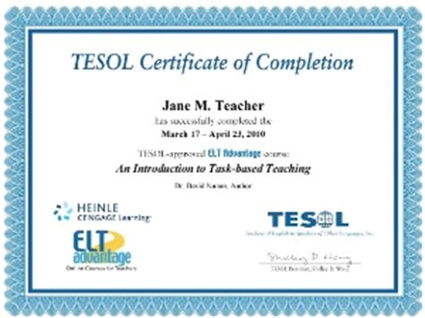 best tesol certification programs language teaching professionals courses