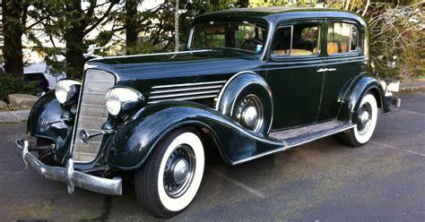 buick sedan survivor or restored 1934 buick sedan