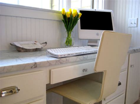 Countertop Desk Ideas Built In Desk Design Ideas