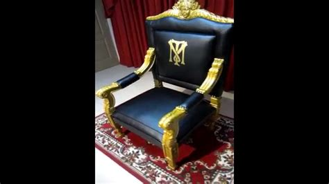 Tony Montana Chair by Scarface Replic Chair On Sale