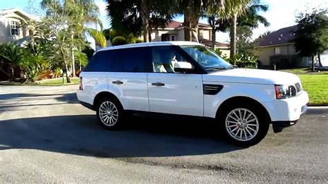 range rover south florida range rover sport hse white by advanced detailing of
