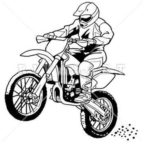 sports clipart image motocross rider dirt bike motocross clip art