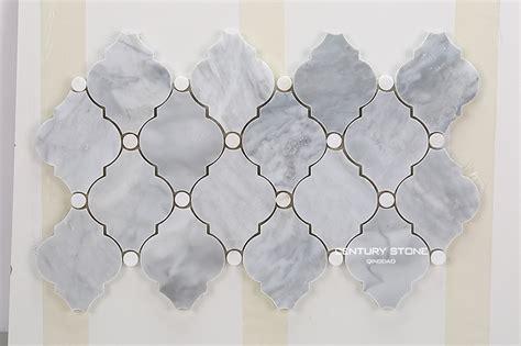 Slate Backsplash In Kitchen 2015 new design marble mosaics tiles polished rhine gray