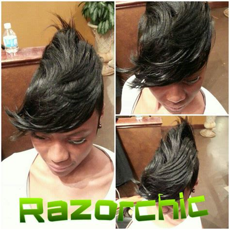 razor chic hairstyles of chicago hair mobility