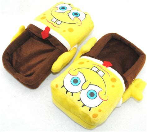 Spongebob Slippers