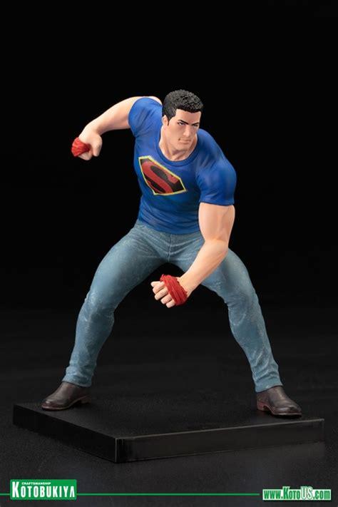 Sale Kotobukiya Sdcc 2016 Exclusive Clark Kent Artfx Statue kotobukiya dc comics clark kent dc comics sdcc exclusive artfx statue
