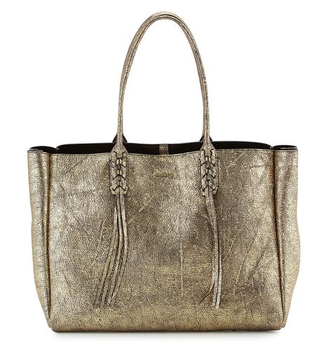 Ficcare Metallic Leather Bags 20 metallic bags that will look great in literally any