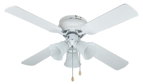 white ceiling fan cool eb52040 42in white ceiling fan