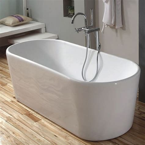 Plumbing Clearance Centre by Freestanding Acrylic Bath Ivanna Peninsula Plumbing Clearance Centre