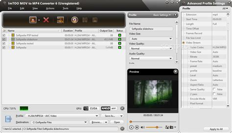converter mov to mp4 imtoo mov to mp4 converter download
