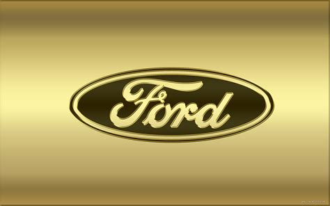 ford logo ford emblem wallpaper wallpapersafari