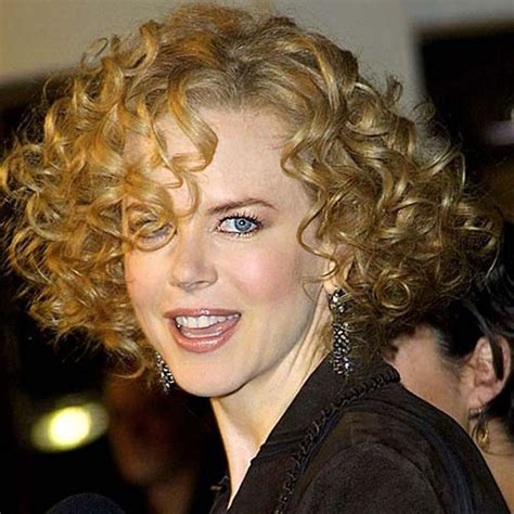 Older Women With Spiral Perms | images photos of short curly haircuts for women over 60
