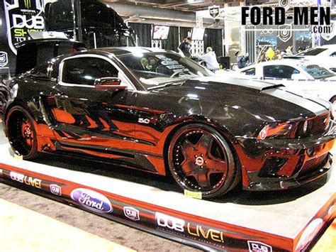pimped out mustangs out mustang gt 5 0 wheels