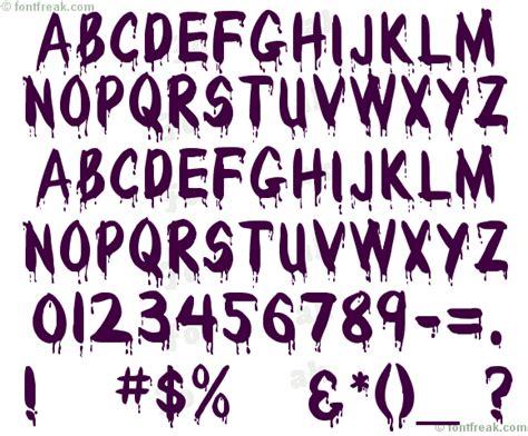 paint fonts fonts cool fonts to custom fonts typecouk