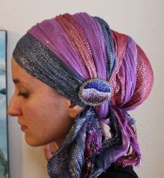 simple hair bandana for covering patch of bald head for ladies beauty and easy headband tichel so comfortable snood