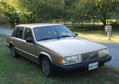 classic volvo sedan 1990 volvo 740 gl sedan 4 door 2 3l classic volvo 740