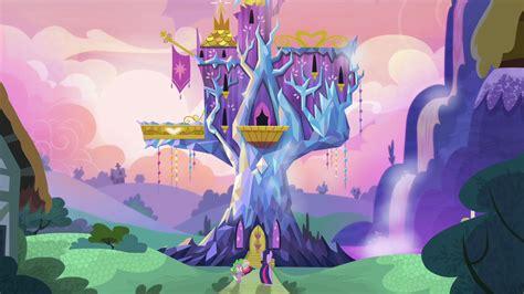 mlp twilights castle castle sweet castle my little pony friendship is magic wiki