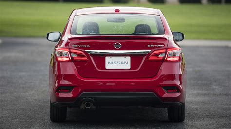 nissan sentra body all new nissan sentra sr turbo announced with updated