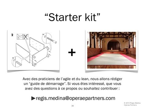 starterkit medina plus d agilit 233 avec le lean par r 233 gis medina agile 2013