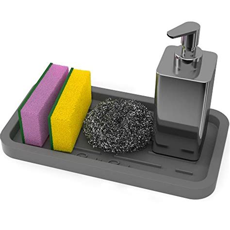 Soap Caddy For Kitchen Sink Thekitchensdepot Com