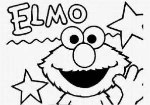 what color is elmo elmo coloring pages world
