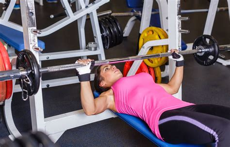 sexy bench press 9 effective chest exercises and their benefits for women