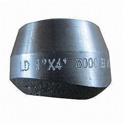pipe sockolet, carbon steel, astm a105 landee pipe fitting