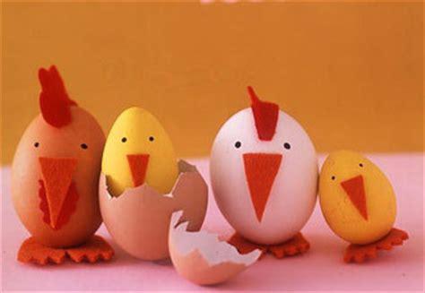 decorare uova pasquali decorazioni pasquali pulcini fai da te