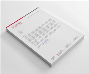 winterbacher bank 100 serious professional letterhead designs for a business