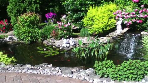 Maskara Ponds 2 In 1 backyard goldfish koi pond in the