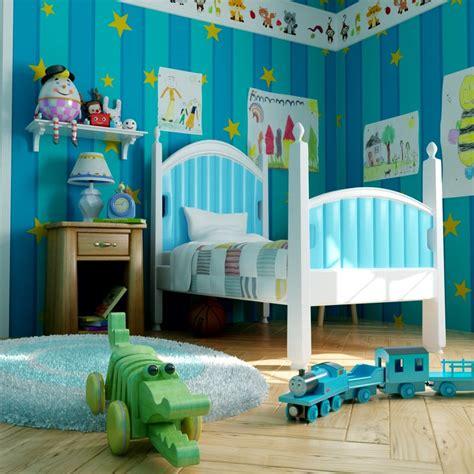 3d Max Room Model