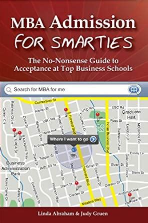 Magazines For Mba Entrance by Mba Admission For Smarties Ebook