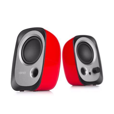 edifier r12u powered bookshelf desktop speakers high