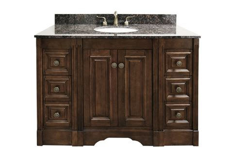49 inch bathroom vanity 49 inch single sink bathroom vanity with choice of finish