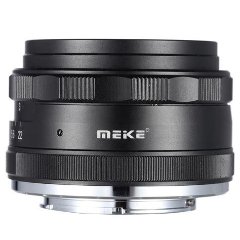 Meike For Fujifilm 50mm F20 Aps C meike mk fx 50 2 0 50mm f 2 0 ручная фокусировка aps c объектив камеры для fujifilm x a1 a2