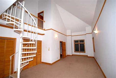 bedroom apartment  loft blue ridge preservation