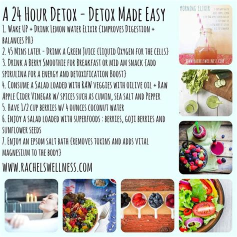 24 Hour Detox Cleanse by 27 Best Images About Pcos Detoxing On