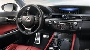 Lexus Gs Interior 2017 Lexus Gs F Sport Interior And Changes 2018 Cars Reviews