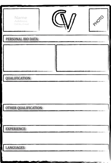 free fill in the blank bio templates biography template microsoft word merchandising associate