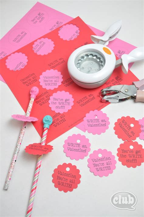 Easy Handmade Valentines - card ideas for