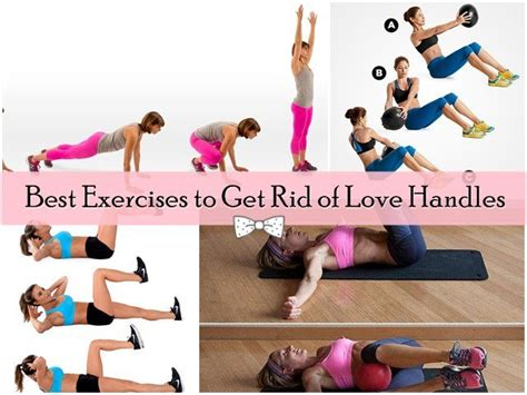 best exercises to get rid of handles
