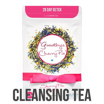 Where Can You Buy Detox Tea by 28 Day Cleansing Tea Skinnyfoxdetox