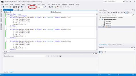membuat blog sederhana dengan html cara membuat kalkulator sederhana dengan visual studio