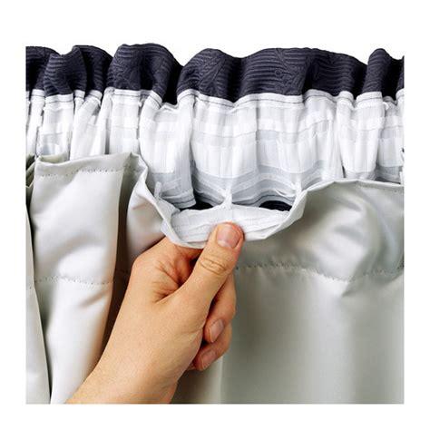 GLANSNÄVA Curtain liners, 1 pair ? babydragon.co.nz
