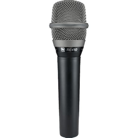 The Voice Microphone electro voice re410 condenser vocal mic eastgate