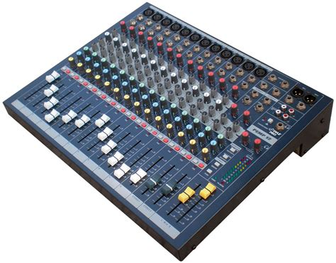 Mixer Audio Profesional pyle pro audio dj pemp12 stereo 12 channel table top mixer